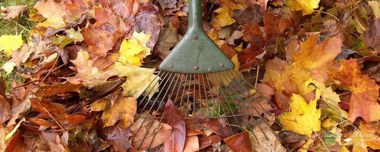 Сезонные работы в саду